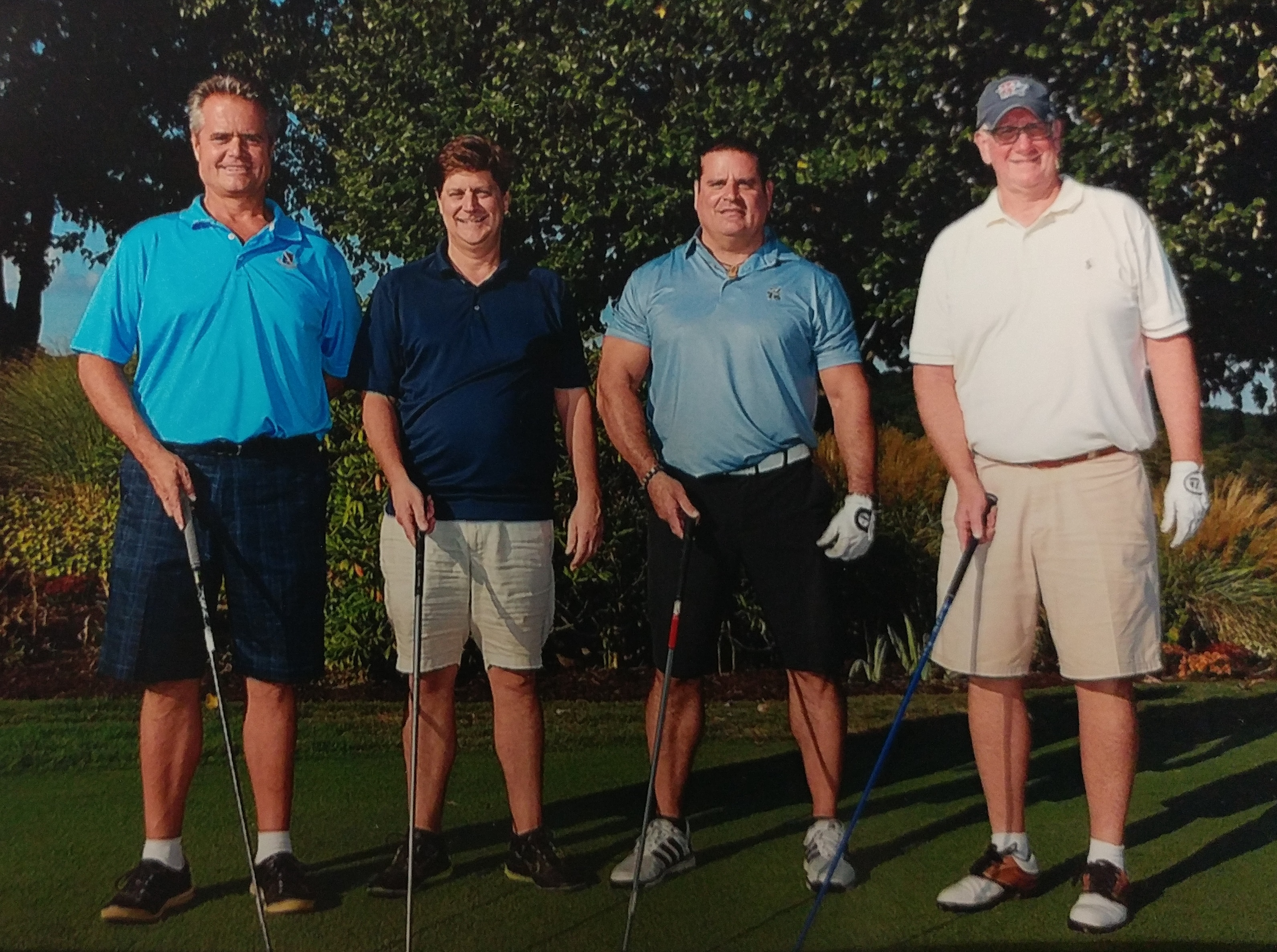 Image: 2016 LaRoche College Scott Lang Memorial Golf Classic